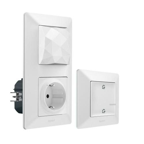 LEGRAND - Srater pack for a connected installation 752196 Wi-Fi Valena Life