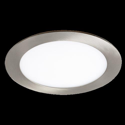 RABALUX - LED Панел кръгъл Lois 5574 12W 3000K матиран хром