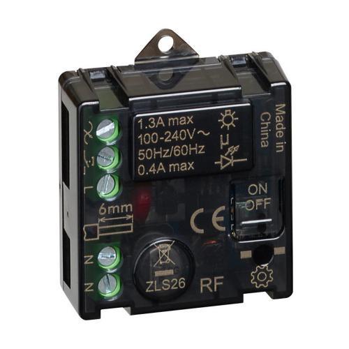 LEGRAND - Свързан микромодул за управление на осветление до 300W Netatmo 64888 Valena Life
