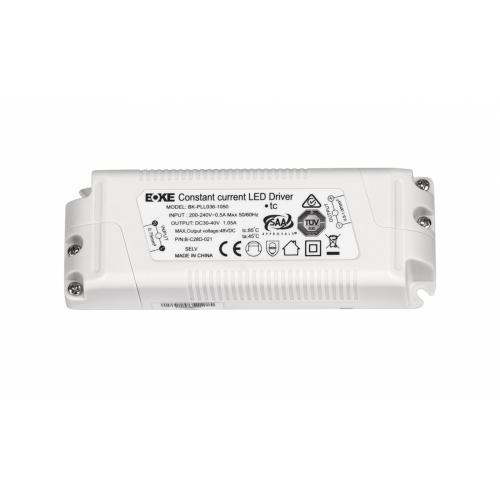 ULTRALUX - DLP40 Недимиращ драйвер за LED панели 40W 850mA