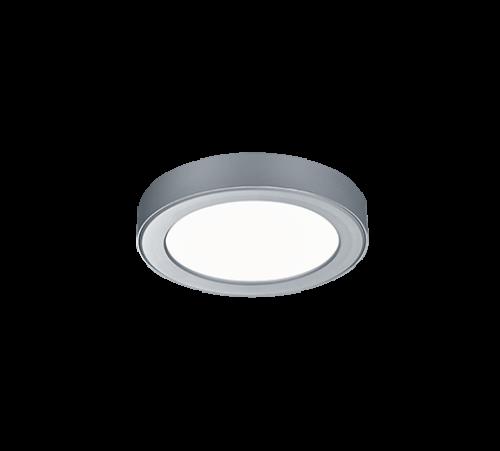 TRIO - LED панел за външен монтаж 12 W  титан  JUNO –625501887
