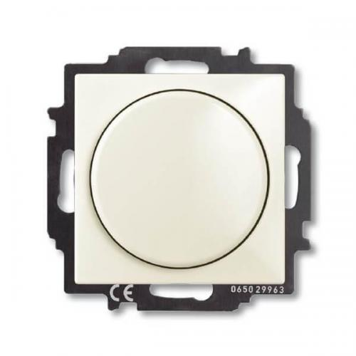 ABB - Ротативен димер 60-400W ABB Basic55 крем 2CKA006515A0843