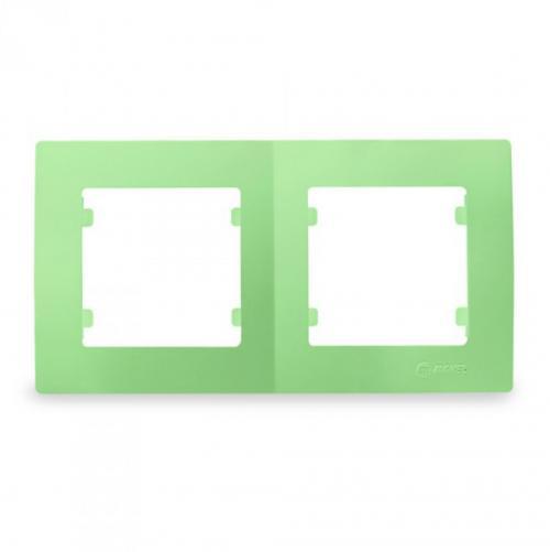 MAKEL - Двойна рамка зелена Lillium Natural Kare 32091702