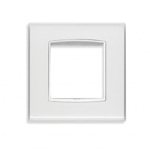 VIMAR - 20642.B41 - Classic plate 2M techn. Reflex ice