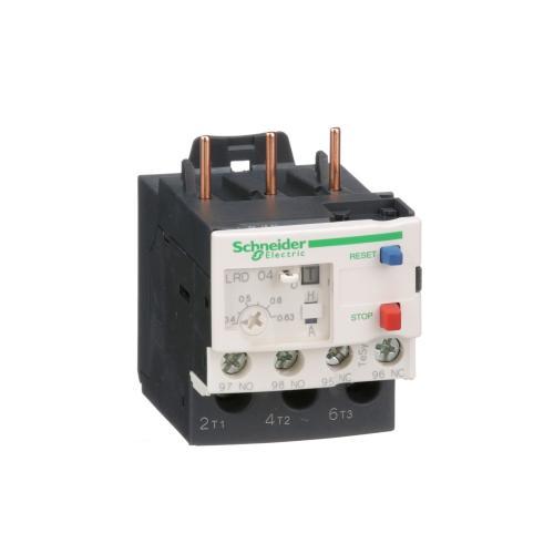 SCHNEIDER ELECTRIC - Термична защита TeSys D 2.5...4A LRD08