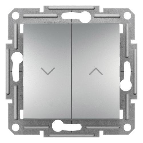 SCHNEIDER ELECTRIC - Бутон за щори алуминий Asfora EPH1300361
