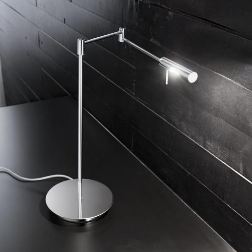 IDEAL LUX - Лампион   DRILL TL1 Cromo 153636
