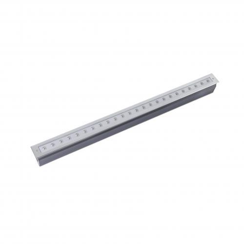 FARO - LED панел за вграждане 42W некел влагозащитен IP67 GRAVA 70448