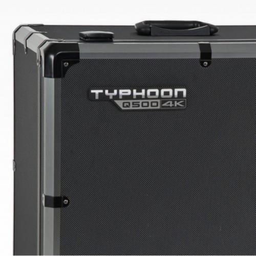 YUNEEC - Дрон Yuneec Typhoon Q500 4K комплект с алуминиев куфар