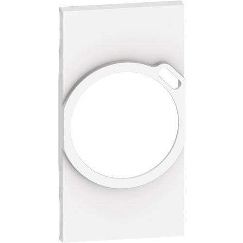 BTICINO - Лицев панел за контакт с USB розетка 2 мод. цвят бял Living Now Bticino KW63