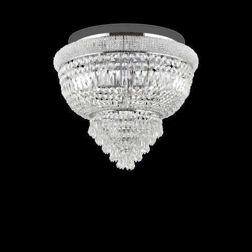 IDEAL LUX - Плафон DUBAI  PL6  CROMO 207186