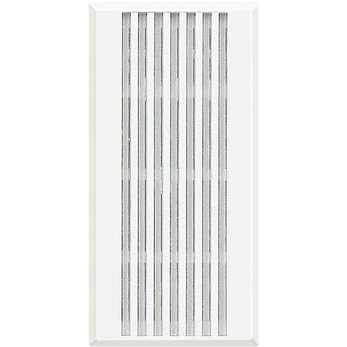 BTICINO - HD4351V12 Звънец 12V 1 модул Axolute бяло