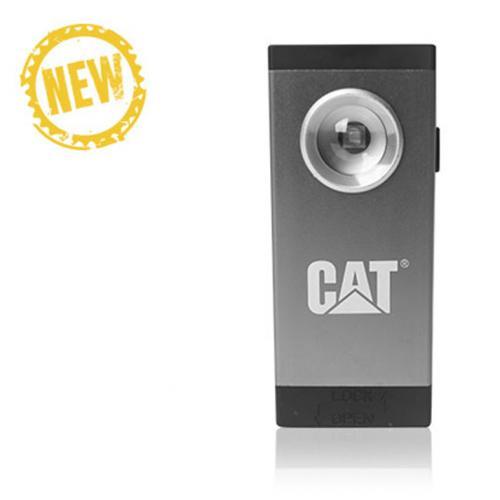CATERPILLAR - Алуминиев джобен фенер CT5110  POCKET SPOT LIGHT