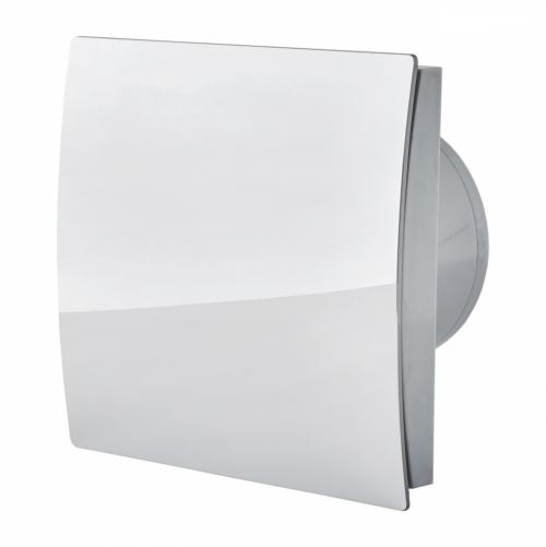 MMOTORS - Вентилатор за баня MM-P/01, хром, овал