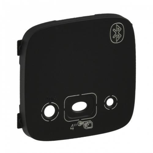 LEGRAND - Лицев панел за Bluetooth модул цвят Черно  Valena Allure 755438
