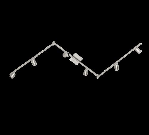 TRIO - Спот шесторен  Michael  803000607  никел