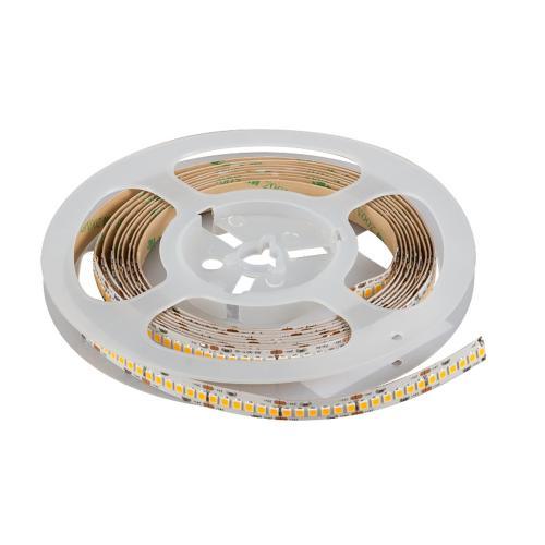 ULTRALUX - PN28240N Професионална LED лента SMD2835, 19.2W/m, неутрално бяла, 24V DC 240 LED/m, 5m ролка, неводоустойчива