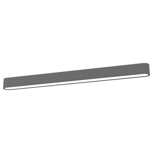 NOWODVORSKI - LED линейно тяло SOFT LED GRAPHITEE 120x6 9535