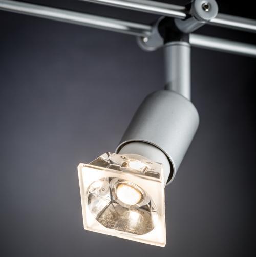 PAULMANN - 28325 LED крушка квадратна 12V 3W 2700K
