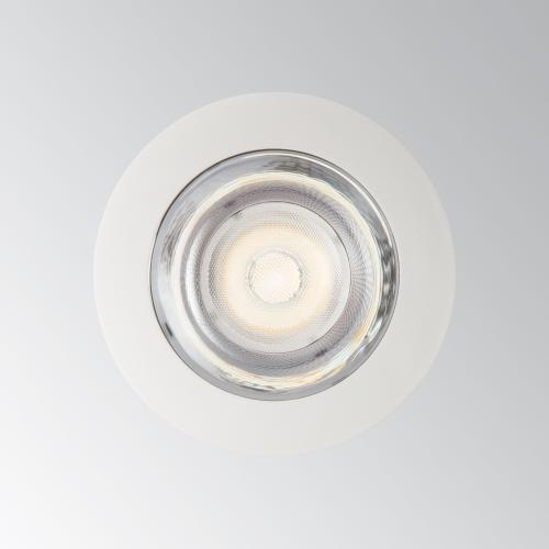 IDEAL LUX - Рамка за модулна луна DYNAMIC FRAME ROUND CHROME 221687