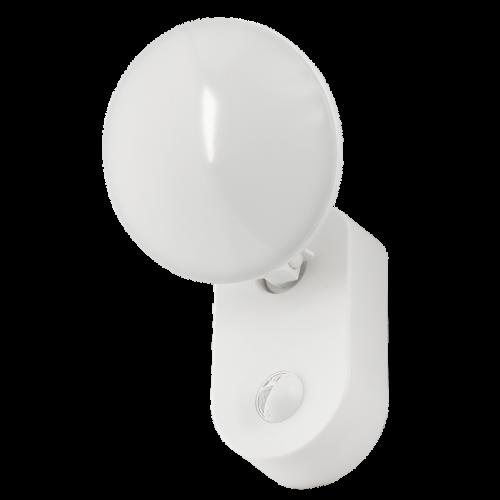 ULTRALUX - LLP1540 LED лампа с PIR сензор за движение 15W, 4000K, 220-240V AC, IP65