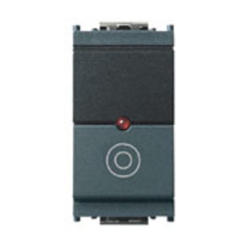 VIMAR - 16567 димер 230V 25-300W/VA+IR receiver сив