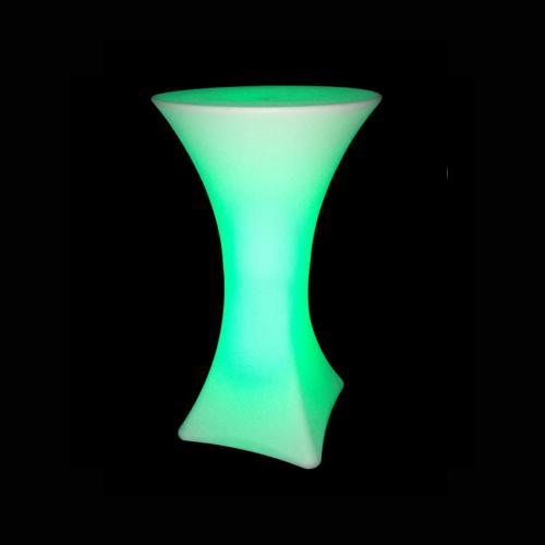 V-TAC - LED RGB градинска лампа БАР МАСА D:60X110см SKU 40261 VT-7813
