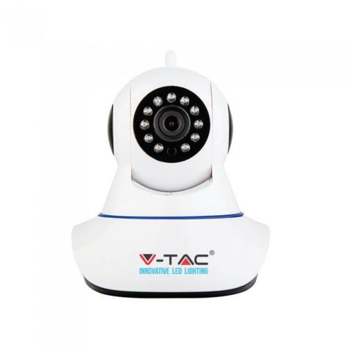 V-TAC - WIFI IP Камера 720P Микрофон Говорител IP20 SKU: 8377 VT-5120