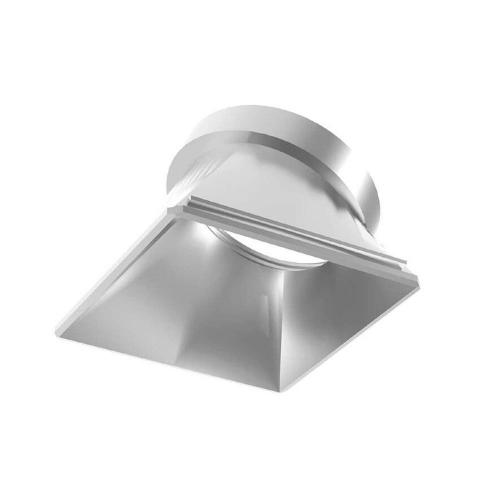 IDEAL LUX - Асиметричен рефлектор за модулна луна DYNAMIC REFLECTOR SQUARE SLOPE CHROME 221670