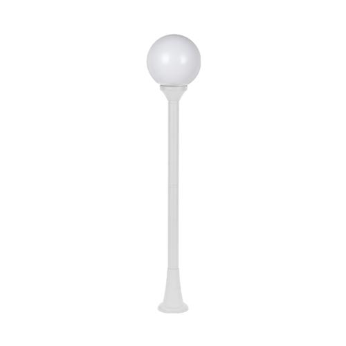 ACA LIGHTING - Градински стълб 100см Ø200 влагозащитен  IP44 PLGM5W