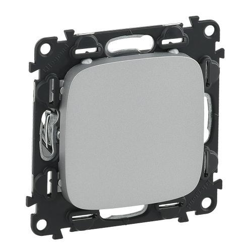 LEGRAND - 755187 Празен модул Valena Allure алуминий