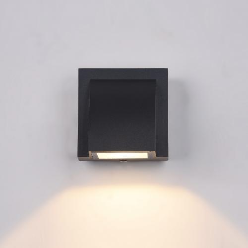 ITALUX - LED Фасаден аплик Edgar PL-436B