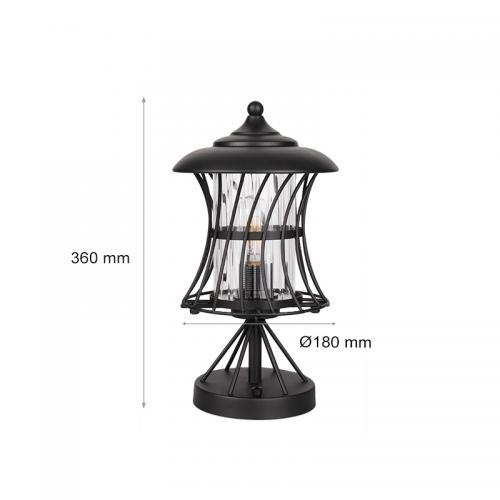 TNL - Градински лампа IRON 2079