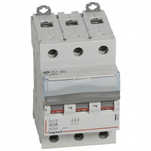 LEGRAND - Товаров прекъсвач /шалтер/ DX3-IS 40А 3P 406460