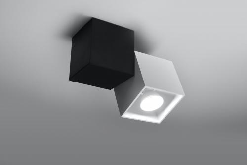 SOLLUX - Плафон  OPTIK BIANCO 2 SL.0475