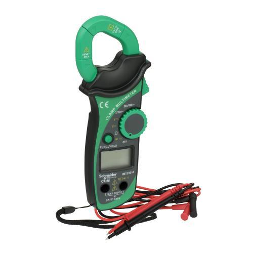 SCHNEIDER ELECTRIC - IMT23214 Дигитални амперклещи измерва AC/DC 2-600V, 200Ohm, AC 2-600A кат.III до 600V Thorsman