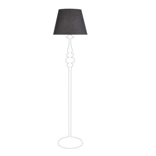 INCANTI - Абажур  ELIZEE  IEL F 06  LAMP BLACK