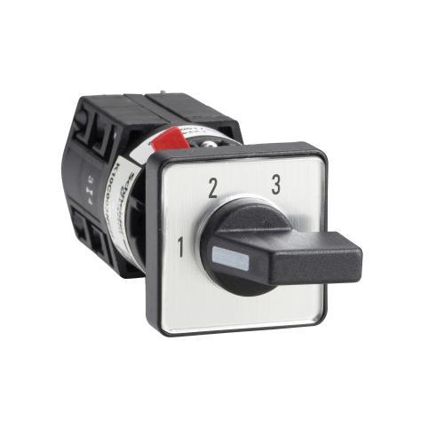 SCHNEIDER ELECTRIC - Пакетен превключвател Harmony 1-2-3-4 1P 10A Ø22mm K10D004NCH
