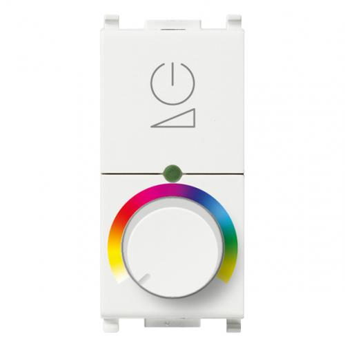 VIMAR - 14138 - Plana RGB димер 230V бял