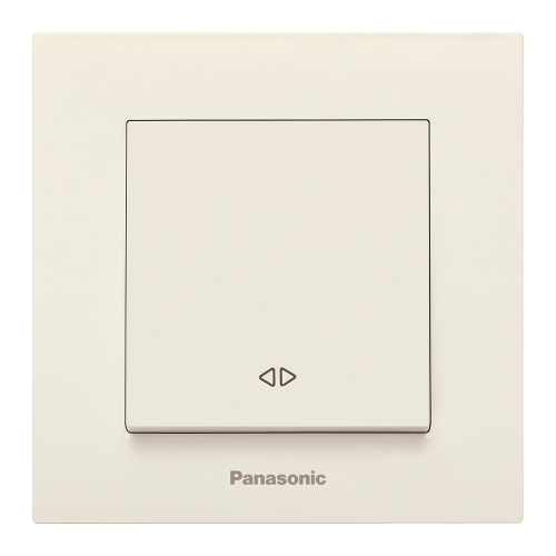 PANASONIC - Ключ кръстат Panasonic Kare крем WKTC00052BG‐EU1