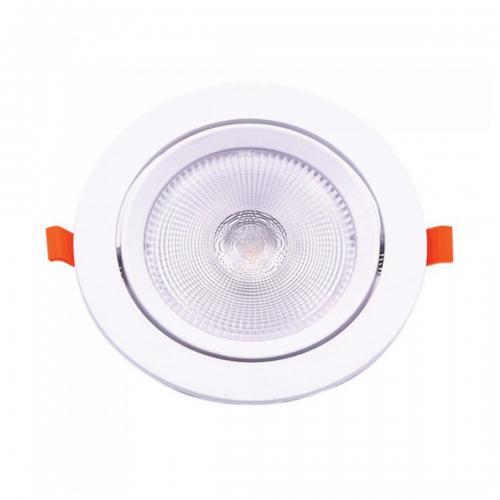 V-TAC PRO - LED Downlight SAMSUNG Chip 20W Movable 4000K SKU: 843, 3000К-842, 6400К-844 VT-2-20