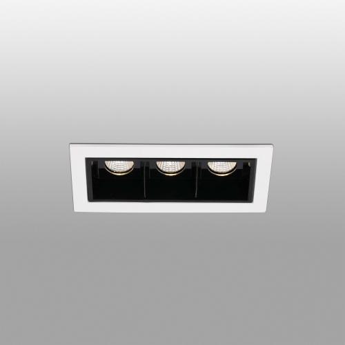 FARO - LED Луна за вграждане TROOP-3 43701