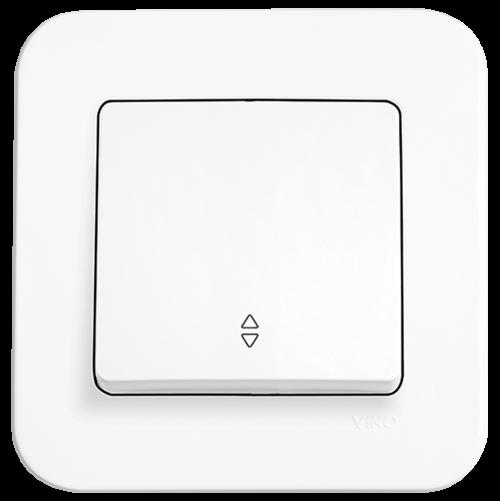 VIKO - Two-way Switch 90420004 white Rollina