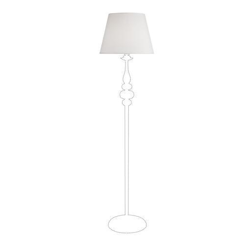 INCANTI - Абажур  ELIZEE  IEL F 01  LAMP WHITE
