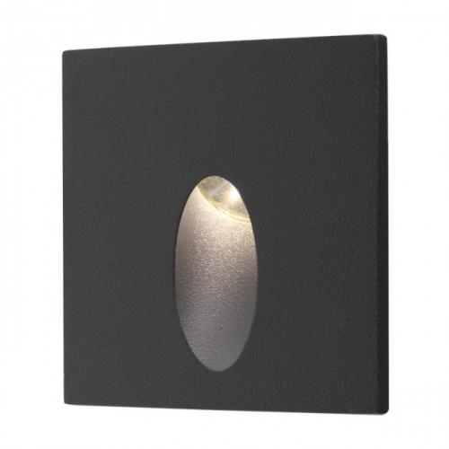 REDO GROUP - LED луна за вграждане SPY 9344  AP INCAS LED 1X3W IP65 DG 4100K (SQ)