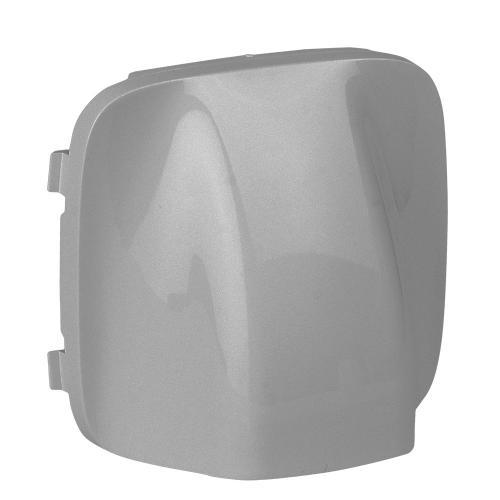 LEGRAND - 755057 Лицев панел за твърда връзка Valena Allure алуминий