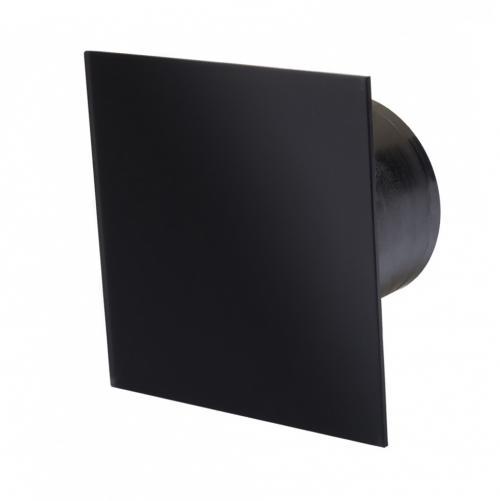 MMOTORS -  Вентилатор за баня MM-P 100/169 скъкло-черен мат