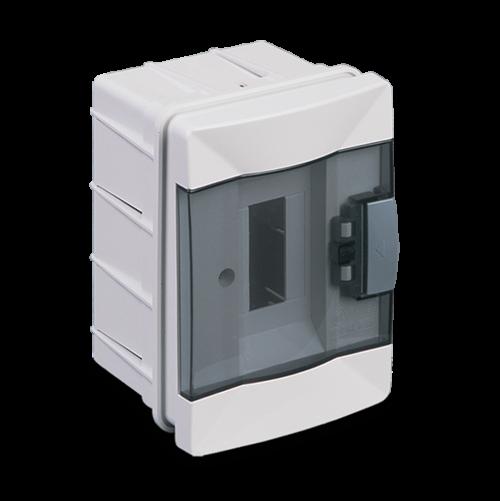 MAKEL - Табло за 2 броя автоматични прекъсвачи вграден монтаж 63002