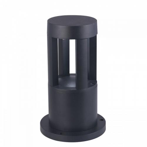 V-TAC - 10W Градинска Лампа Черно Тяло 25см 4000К SKU: 8323, 3000К 8322, 5000К 8324 VT-830