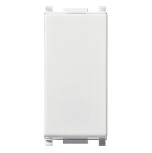VIMAR - 14013 - Plana Кръстат ключ 1P 16A бял